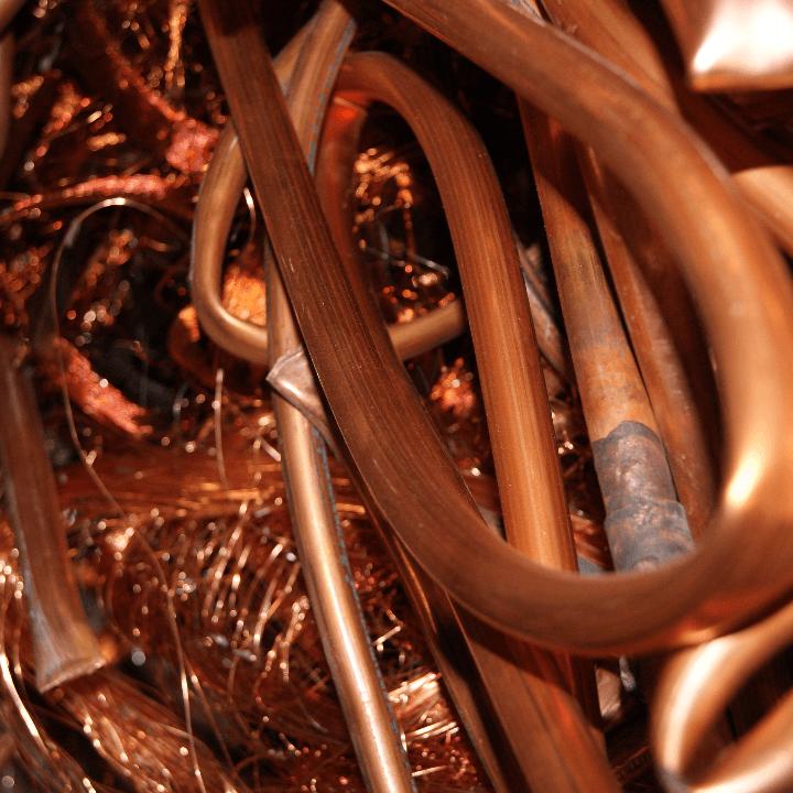 Metalle und Kabel